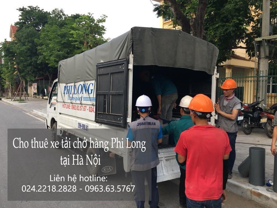Taxi tải giá rẻ tại phố Đồng Xuân