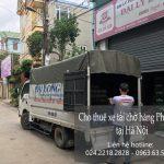 Dịch vụ cho thuê xe tải giá rẻ tại đường Lê Duẩn