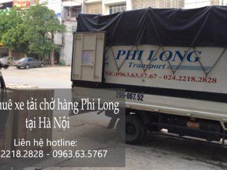 Dịch vụ taxi tải giá rẻ tại phố Khuyến Lương