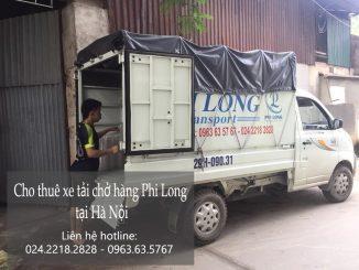 Dịch vụ cho thuê xe tải giá rẻ tại phường Thành Công
