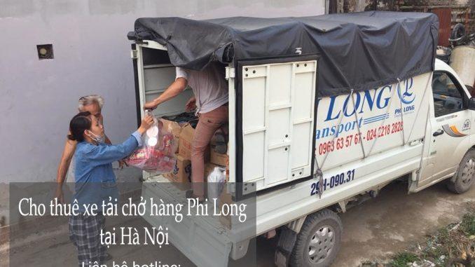 Taxi tải giá rẻ từ Hà Nội về Phú Thọ