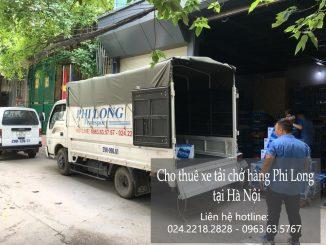 Dịch vụ taxi tải giá rẻ tại đường Nguyễn Đức Thuận