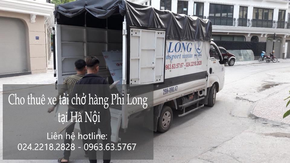 Dịch vụ taxi tải giá rẻ tại phố Mai Động