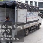 Dịch vụ taxi tải giá rẻ tại đường Trần Hưng Đạo