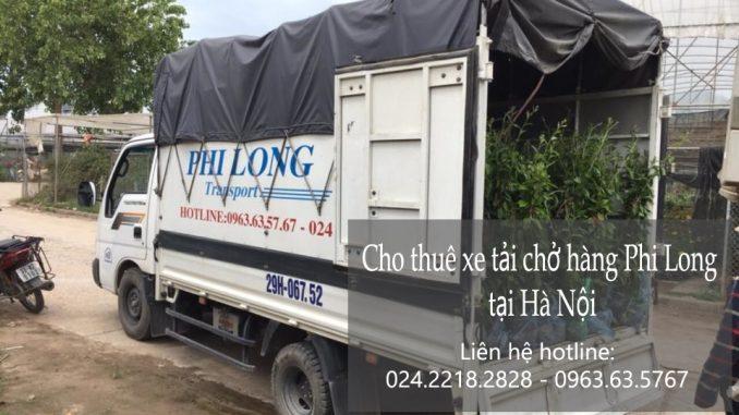 Dịch vụ taxi tải giá rẻ tại phố Nghĩa Dũng