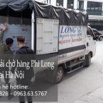 Dịch vụ taxi tải giá rẻ tại phố Bưởi