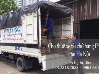 Dịch vụ taxi tải giá rẻ tại phố Thọ Tháp