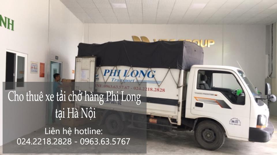 Dịch vụ taxi tải giá rẻ tại phố Phan Văn Đáng