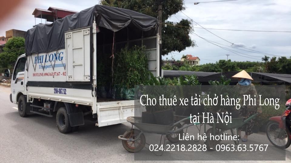 Dịch vụ taxi tải giá rẻ tại phố Phú Lãm