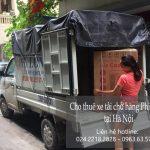 Dịch vụ taxi tải giá rẻ tại phố Lạc Chính
