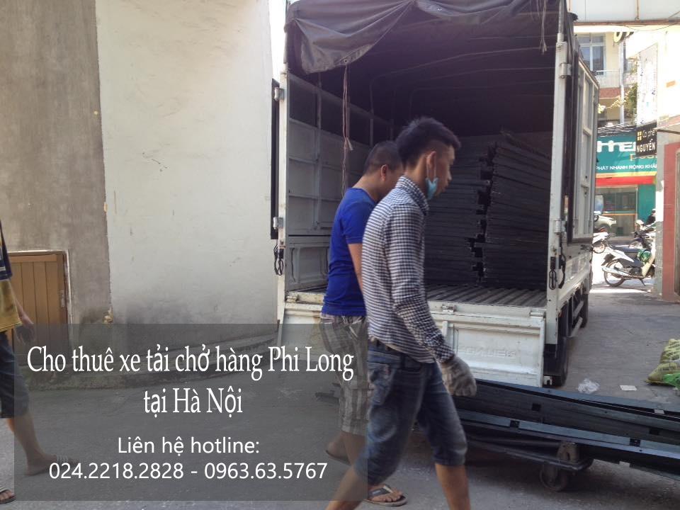 Dịch vụ taxi tải giá rẻ tại phố Thiền Quang