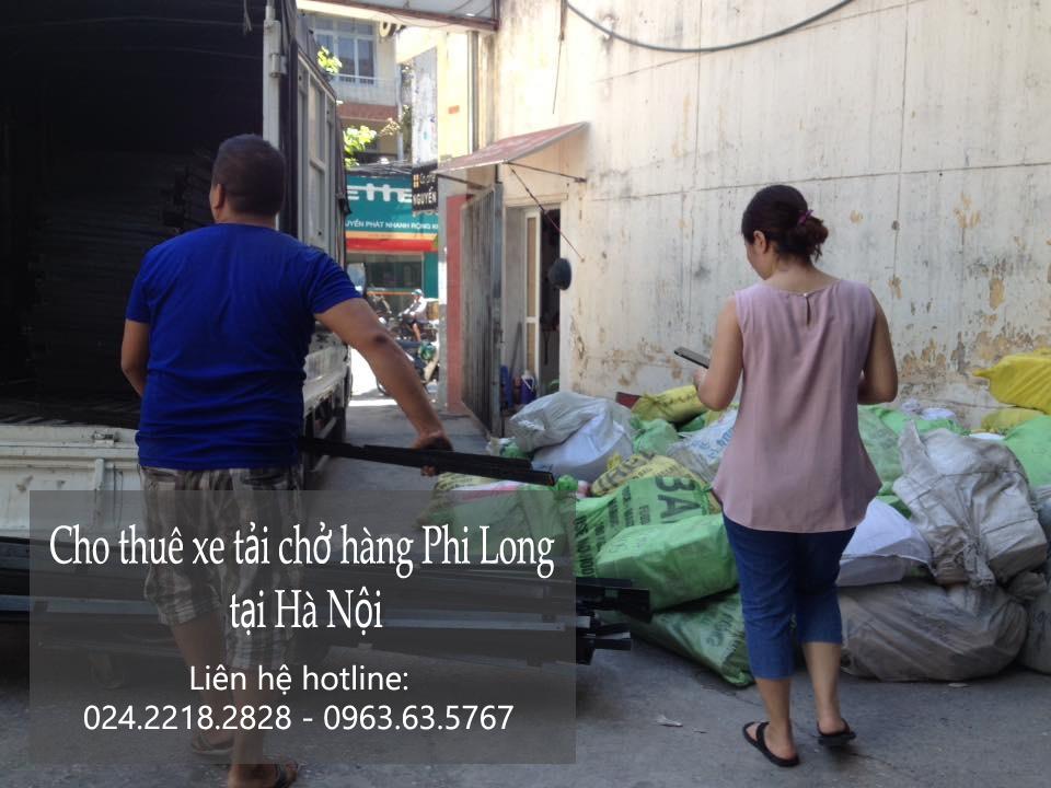 Dịch vụ taxi tải giá rẻ tại phố Khâm Thiên