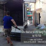 Cho thuê taxi tải giá rẻ tại phố Ấu Triệu
