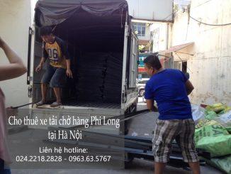 Taxi tải giá rẻ uy tín tại phố Tố Hữu