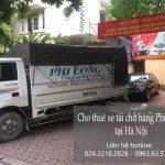 Dịch vụ taxi tải giá rẻ tại phố Đông Thái