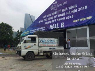 Taxi tải giá rẻ Phi Long tại phường Lĩnh Nam
