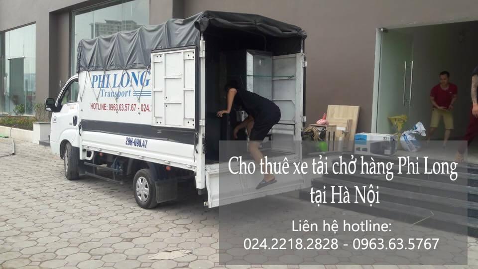 Taxi tải giá rẻ tại phố Đoàn Nhữ Hài