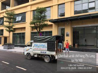 Dịch vụ taxi tải giá rẻ tại phố Mai Xuân Thưởng