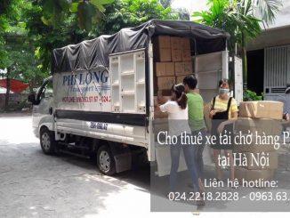 Dịch vụ taxi tải giá rẻ tại phố Đông Các