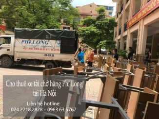 Dịch vụ cho thuê xe taxi tải giá rẻ tại phố Tân Ấp