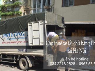 Taxi tải giá rẻ tại phố Phạm Sư Mạnh