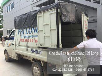 Taxi tải giá rẻ tại phố Bùi Xương Trạch