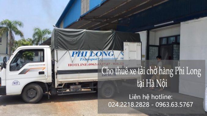 Taxi tải giá rẻ tại phố Nghi Tàm