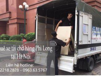 Dịch vụ taxi tải giá rẻ tại phố Đội Cấn