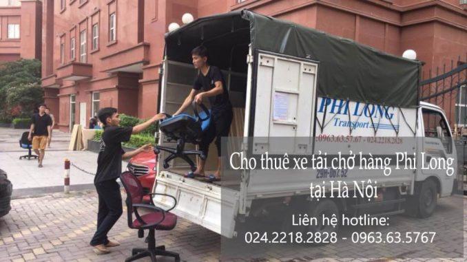 Dịch vụ taxi tải giá rẻ tại phố Kim Ngưu