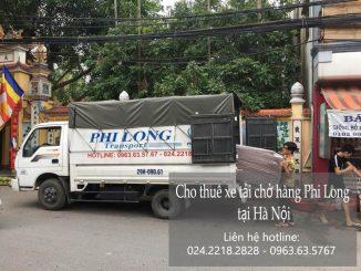 Dịch vụ taxi tải giá rẻ tại phố Yên Bình