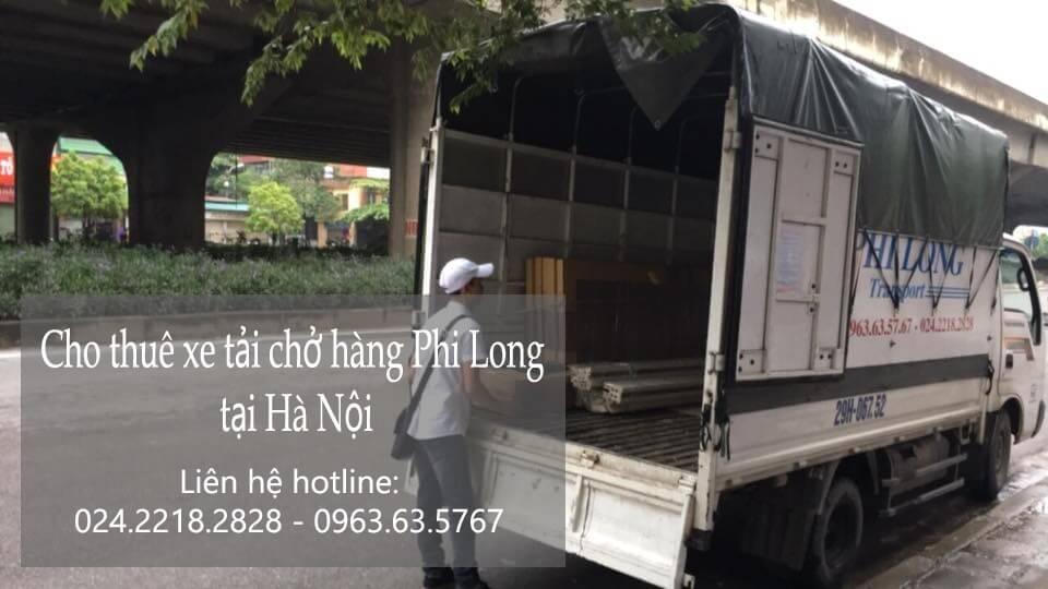 Dịch vụ taxi tải giá rẻ tại phố Đặng Dung
