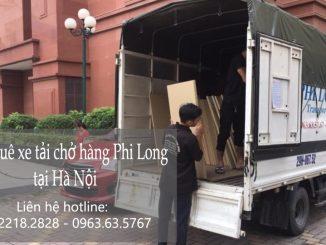 Dịch vụ taxi tải giá rẻ tại phố Thịnh Yên
