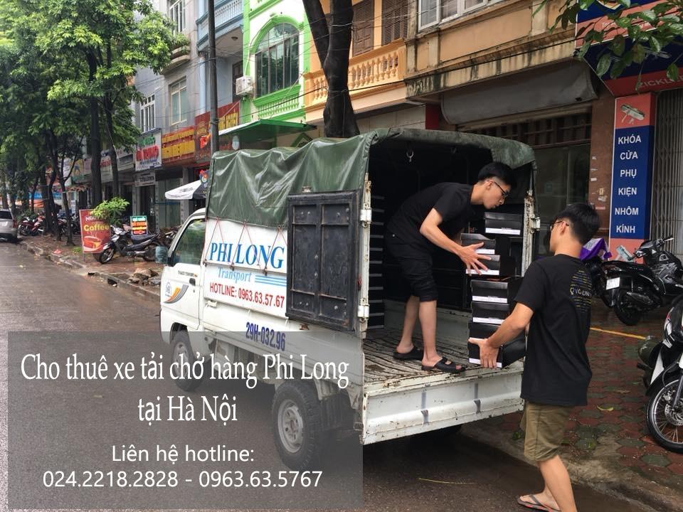 Dịch vụ taxi tải giả rẻ tại đường Quang Tiến