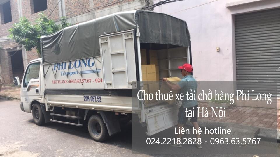 Dịch vụ taxi tải giá rẻ tại phố Bảo Linh