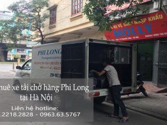 Dịch vụ taxi tải giá rẻ tại phố Dã Tượng