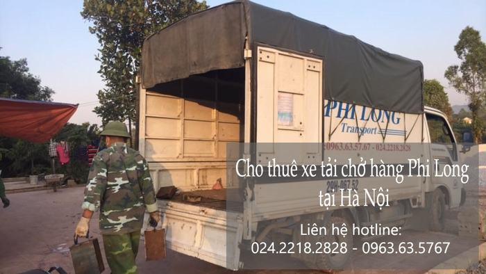 Taxi tải giá rẻ tại phố Đặng Tất