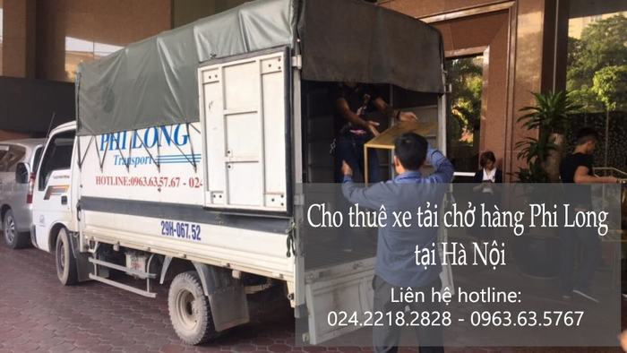 Dịch vụ taxi tải giá rẻ tại phố Ngô Xuân Quảng