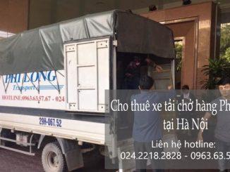 Taxi tải giá rẻ tại phố Đội Nhân