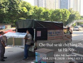 Taxi tải giá rẻ Phi Long tại phường Giáp Bát