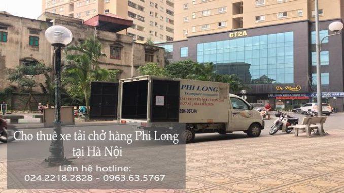 Taxi tải giá rẻ tại phố Đường Thành