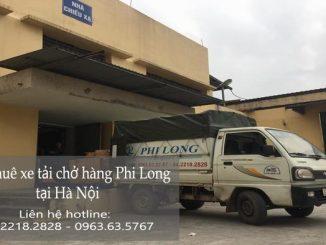 Taxi tải giá rẻ tại phố Bát Sứ
