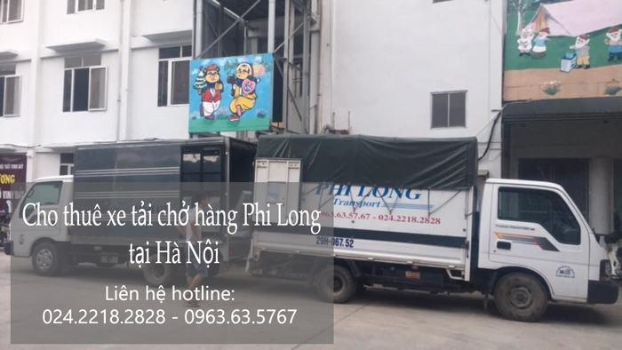 Dịch vụ taxi tải giá rẻ tại phố Đoàn Thị Điểm