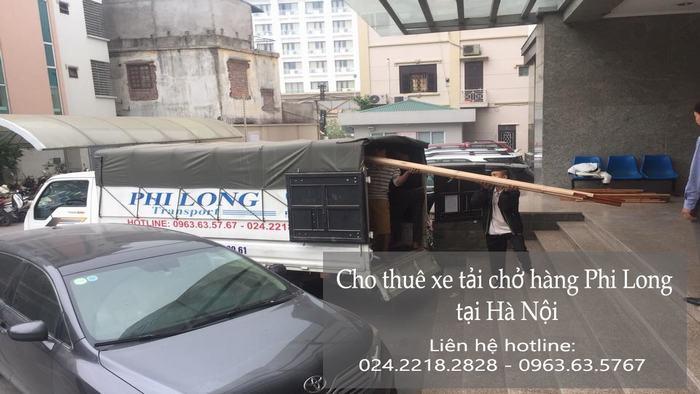 Dịch vụ taxi tải giá rẻ tại phố Tư Đình