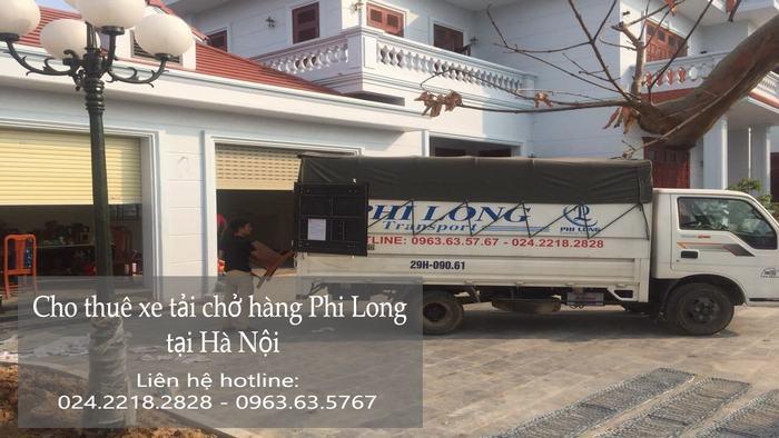 Taxi tải giá rẻ tại phố Cửa Đông