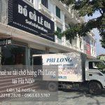 Dịch vụ taxi tải giá rẻ tại phố Đỗ Quang
