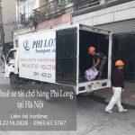 Dịch vụ taxi tải giá rẻ tại phố Hồng Hà