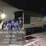 Dịch vụ taxi tải giá rẻ tại phố Chùa Bộc