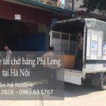 Dịch vụ taxi tải giá rẻ tại phố Hoàng Cầu