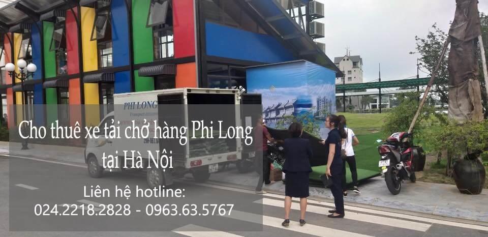 Dịch vụ taxi tải giá rẻ tại phố Nguyễn Cao