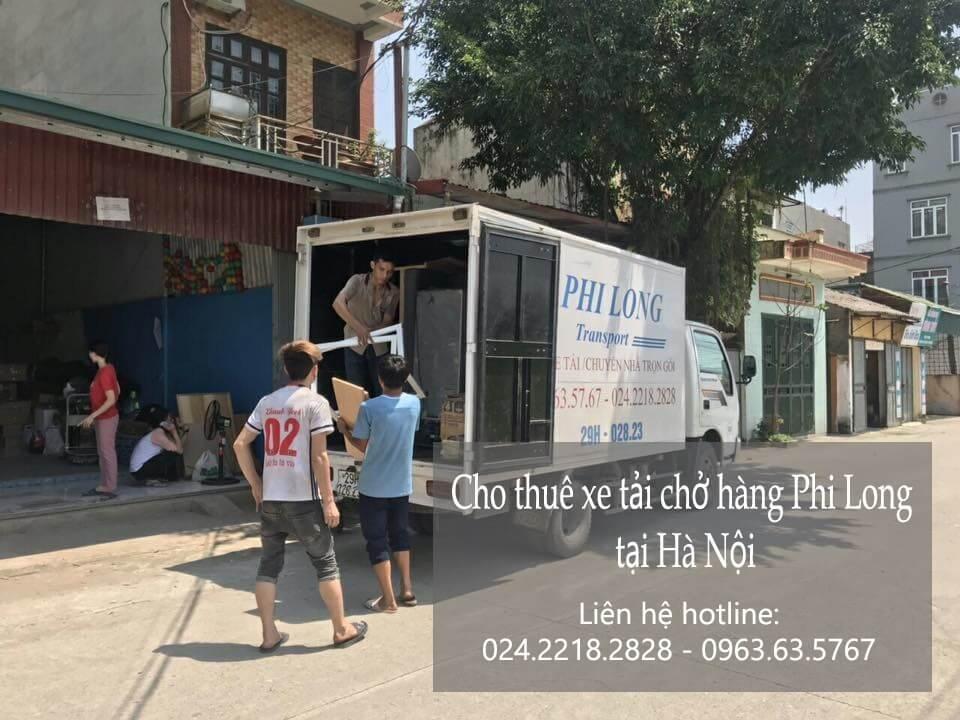 Dịch vụ taxi tải giá rẻ tại phố Cửa Nam